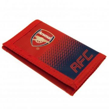 Arsenal Nylon Wallet